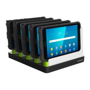 Galaxy Tab Active3 5-Slot Cradles